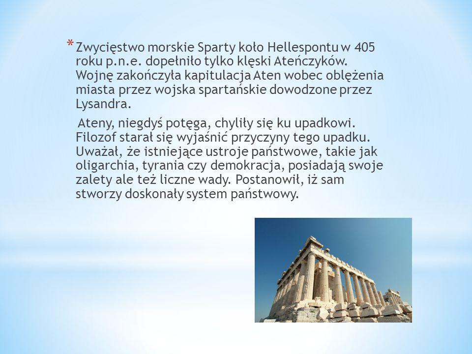 Zwycięstwo morskie Sparty koło Hellespontu w 405 roku p. n. e