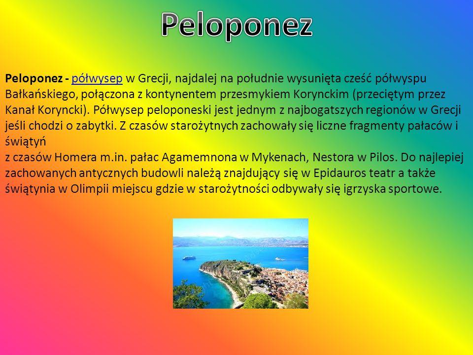 Peloponez