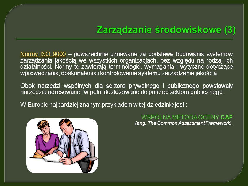 Zarządzanie środowiskowe (3)