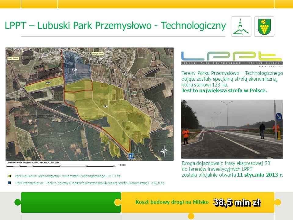LPPT – Lubuski Park Przemysłowo - Technologiczny