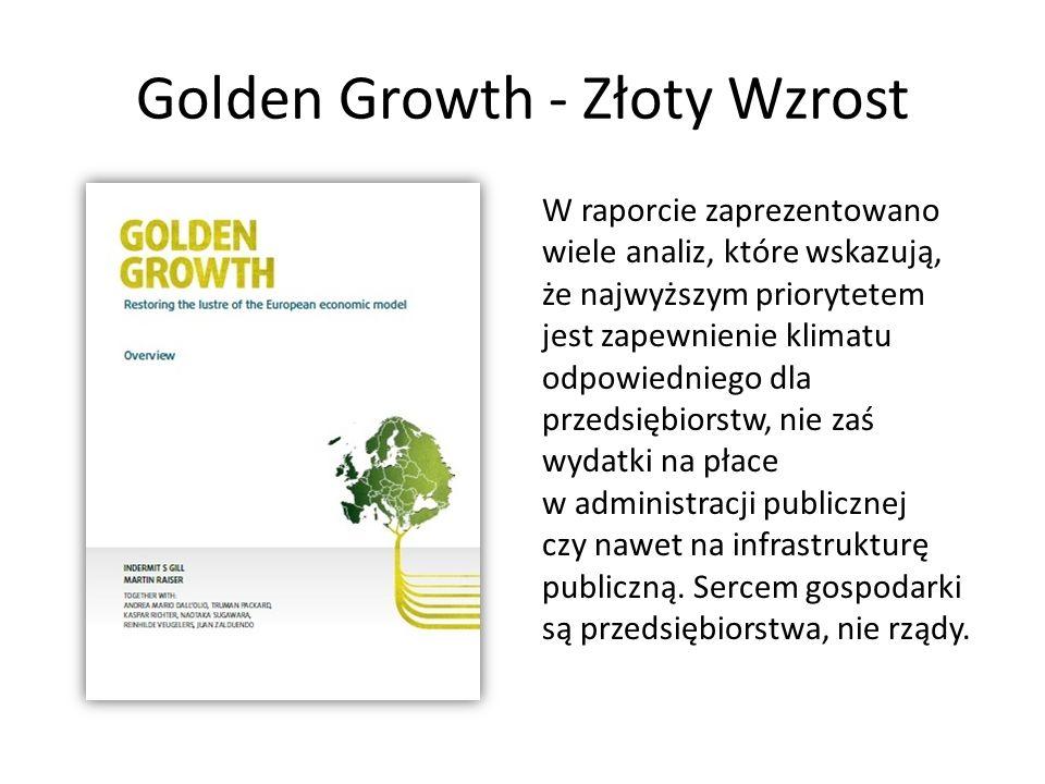 Golden Growth - Złoty Wzrost