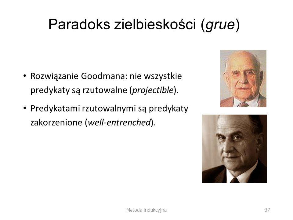 Paradoks zielbieskości (grue)