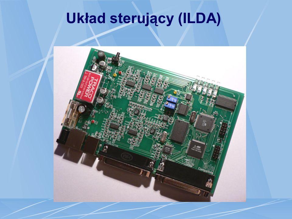 Układ sterujący (ILDA)