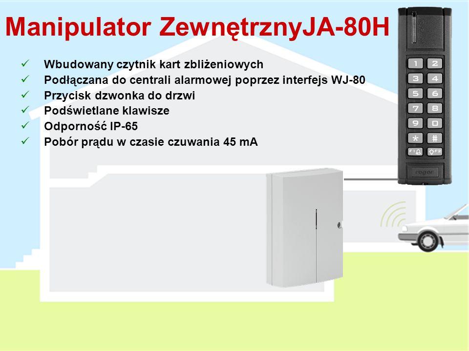 Manipulator ZewnętrznyJA-80H