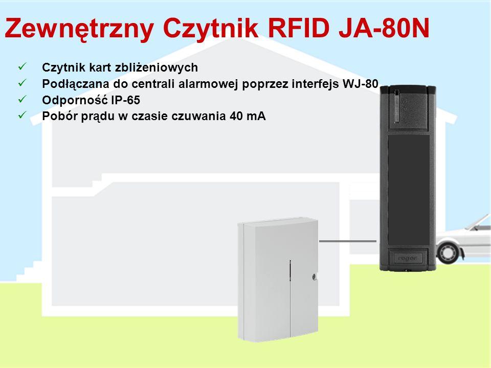 Zewnętrzny Czytnik RFID JA-80N