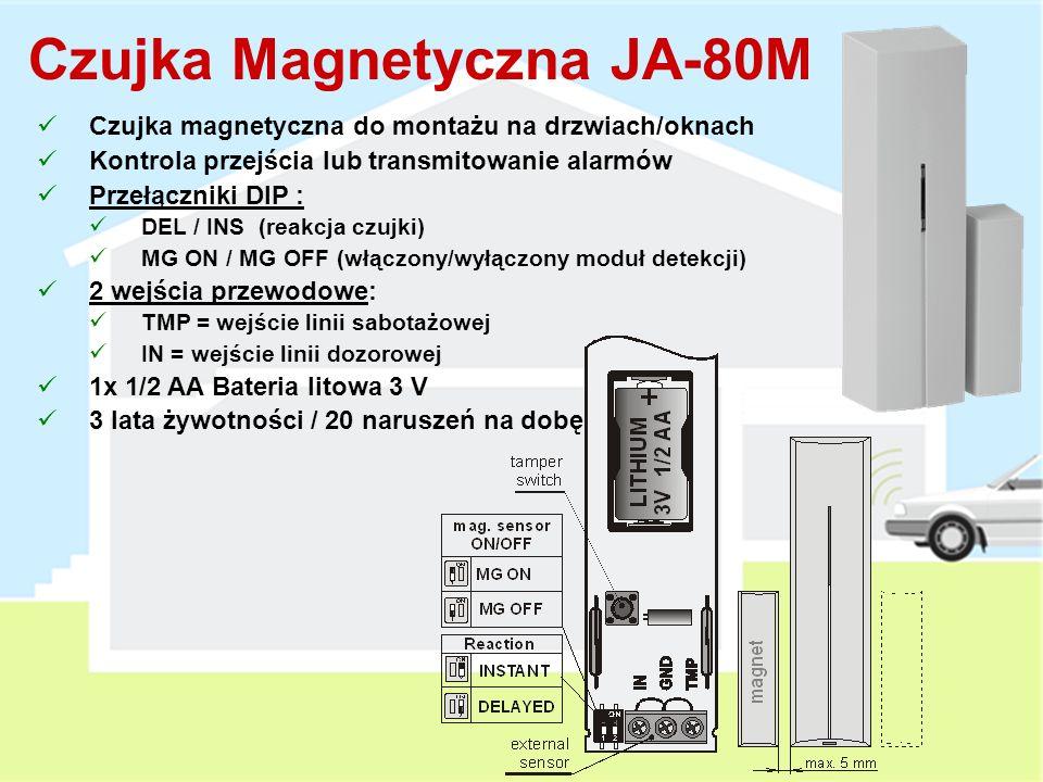 Czujka Magnetyczna JA-80M