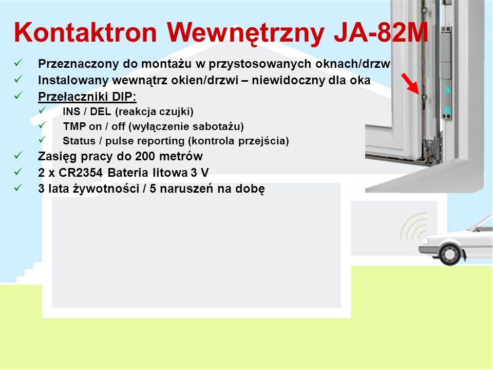 Kontaktron Wewnętrzny JA-82M