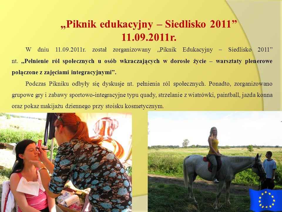 """""""Piknik edukacyjny – Siedlisko 2011"""