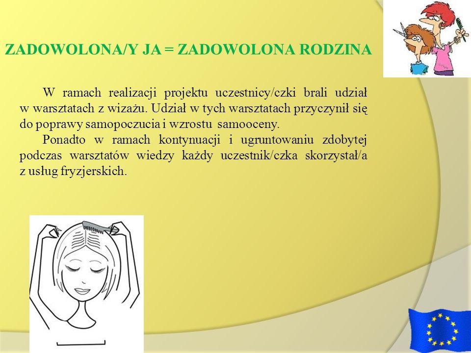 ZADOWOLONA/Y JA = ZADOWOLONA RODZINA