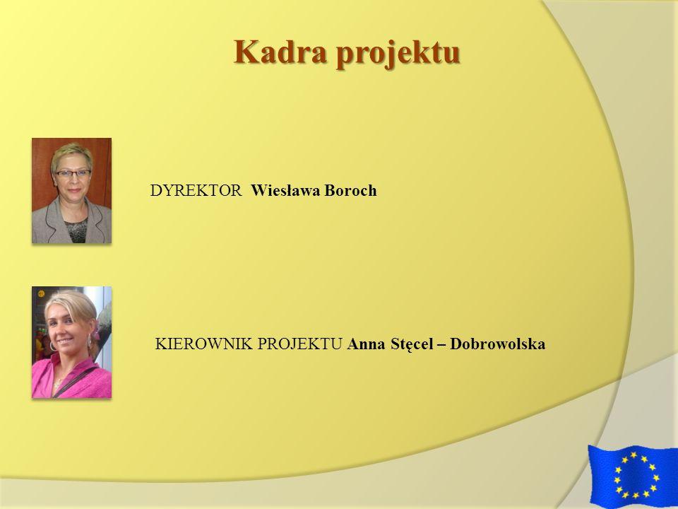 DYREKTOR Wiesława Boroch