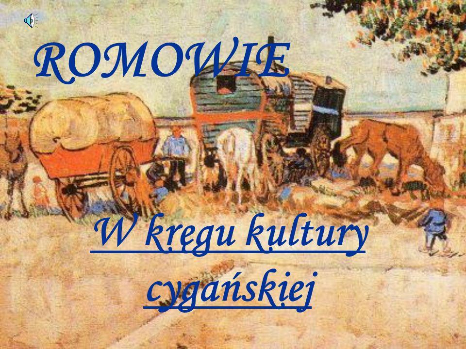 W kręgu kultury cygańskiej