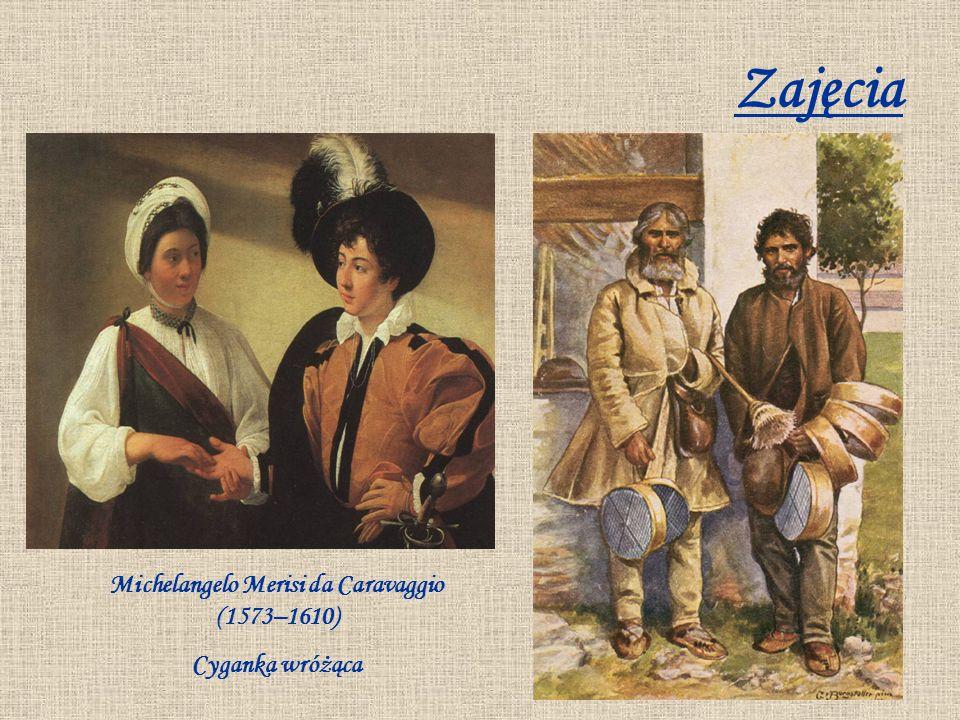 Michelangelo Merisi da Caravaggio (1573–1610)