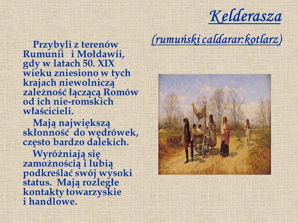 Kelderasza (rumuński caldarar:kotlarz)