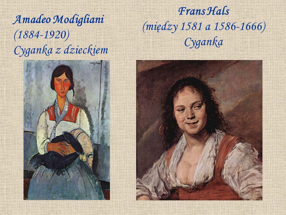 Frans Hals (między 1581 a 1586-1666) Cyganka