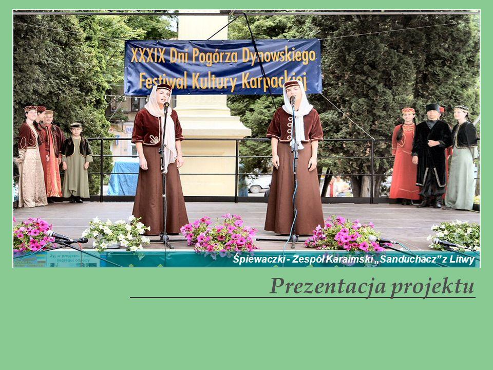 """Śpiewaczki - Zespół Karaimski """"Sanduchacz z Litwy"""