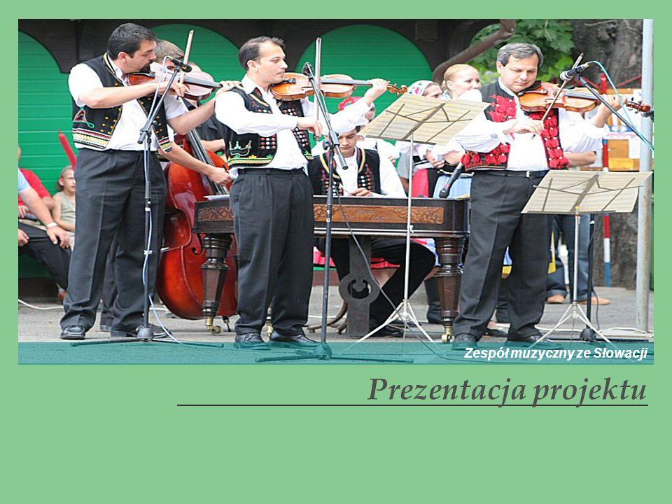 Zespół muzyczny ze Słowacji