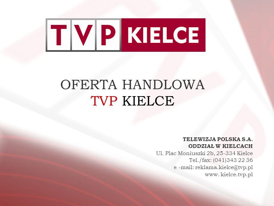 OFERTA HANDLOWA TVP KIELCE
