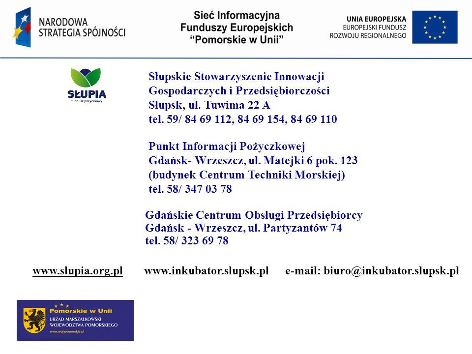 Słupskie Stowarzyszenie Innowacji Gospodarczych i Przedsiębiorczości