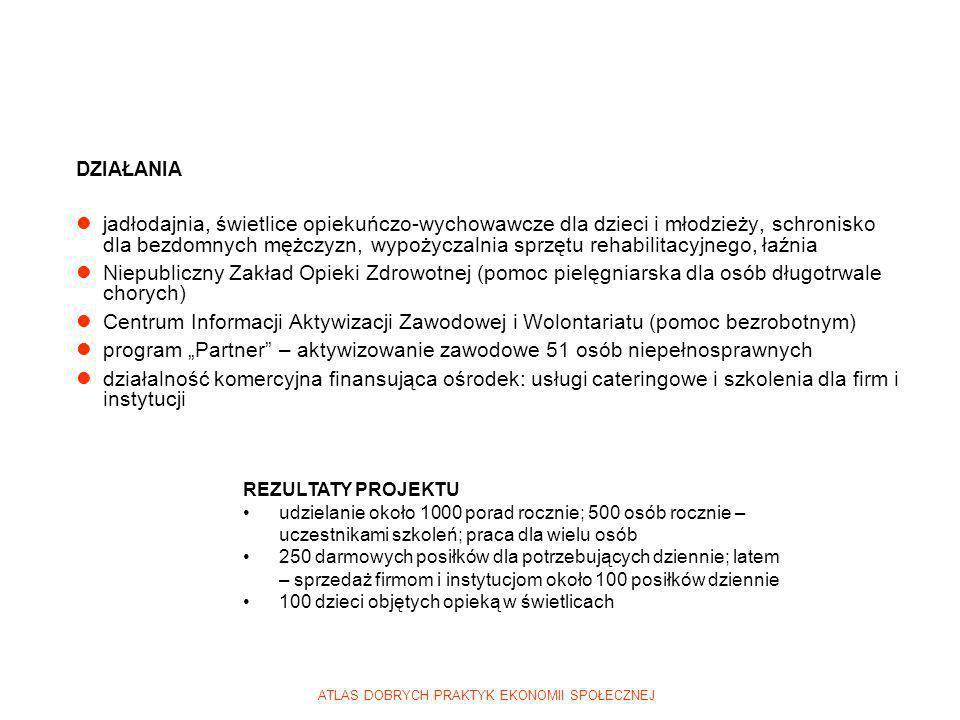 """program """"Partner – aktywizowanie zawodowe 51 osób niepełnosprawnych"""