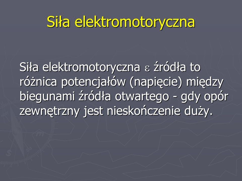 Siła elektromotoryczna