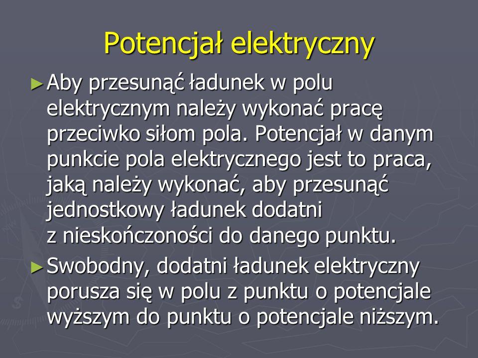 Potencjał elektryczny