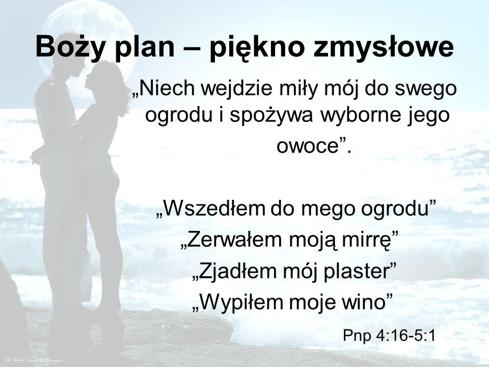 Boży plan – piękno zmysłowe