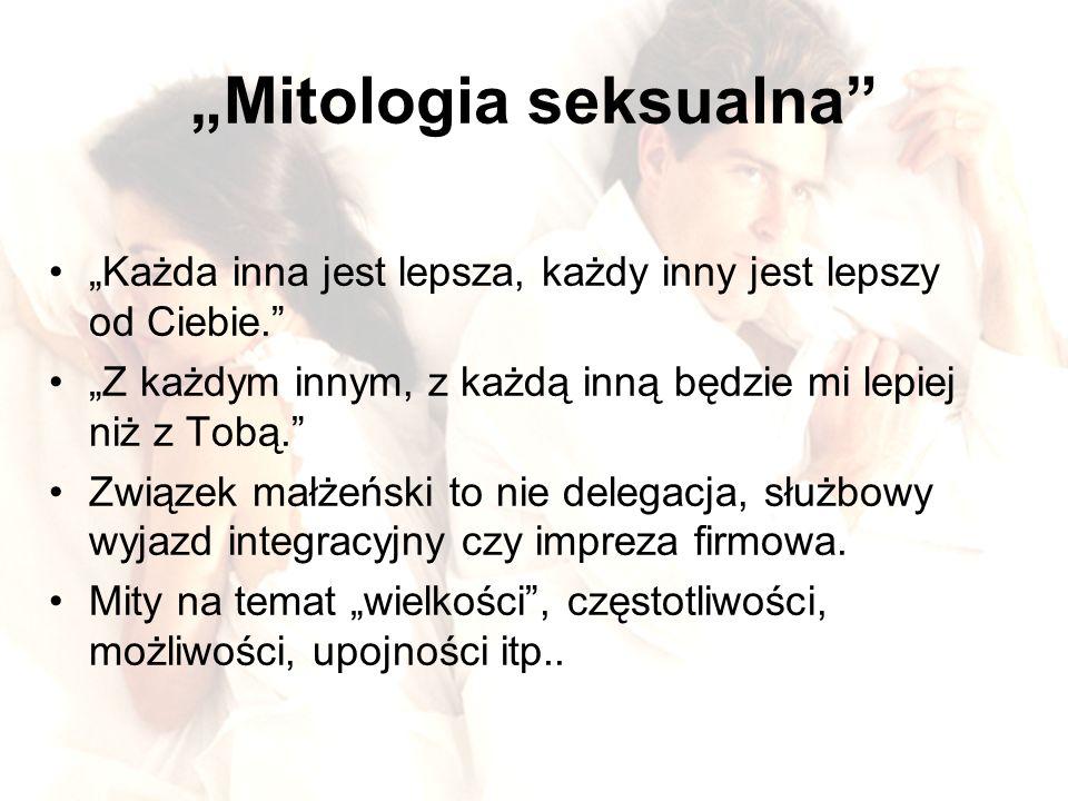 """Mitologia seksualna"