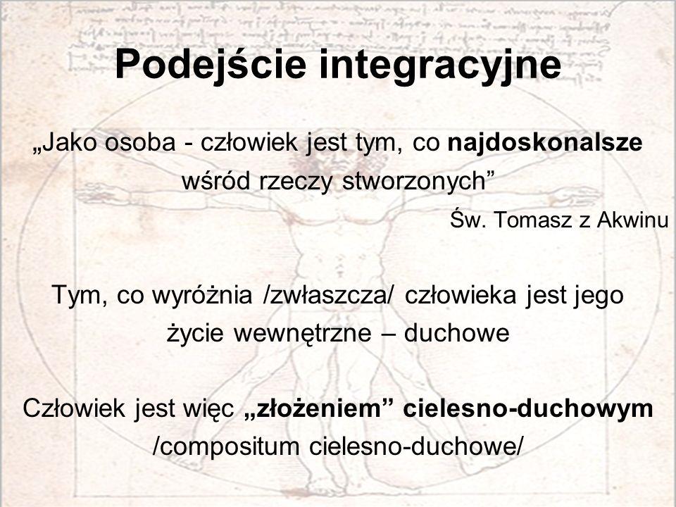 Podejście integracyjne