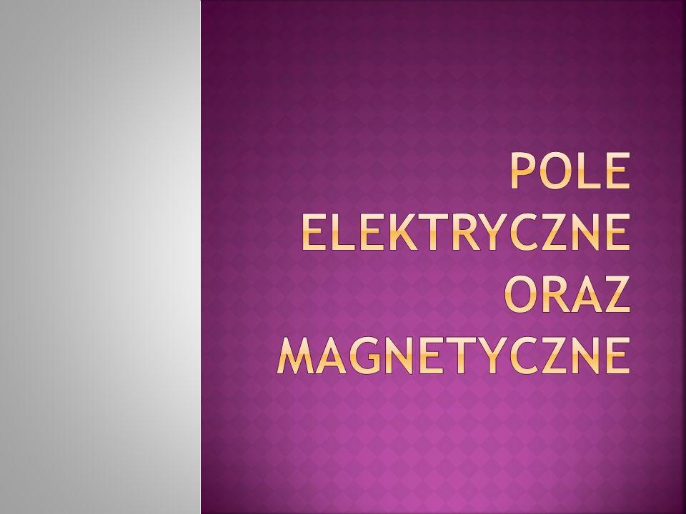 Pole elektryczne oraz magnetyczne