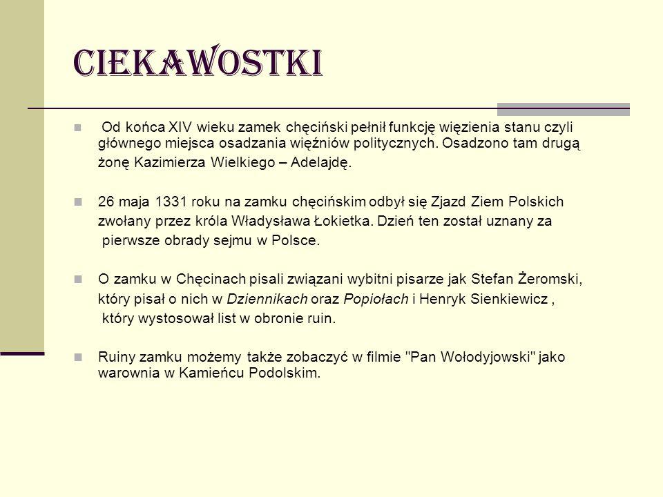 Ciekawostki żonę Kazimierza Wielkiego – Adelajdę.