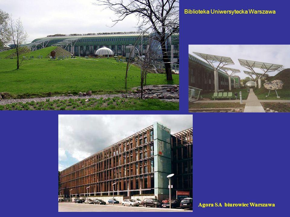 Biblioteka Uniwersytecka Warszawa