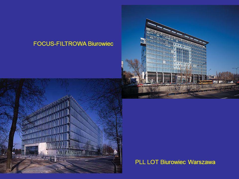 FOCUS-FILTROWA Biurowiec