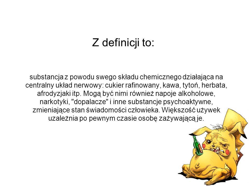 Z definicji to: