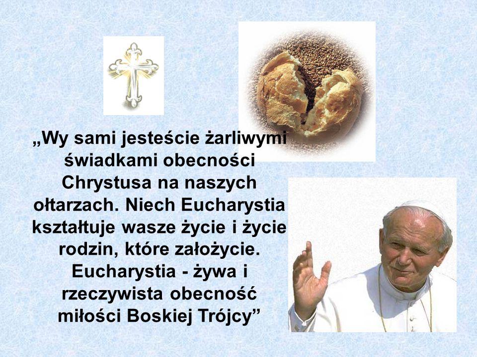 miłości Boskiej Trójcy