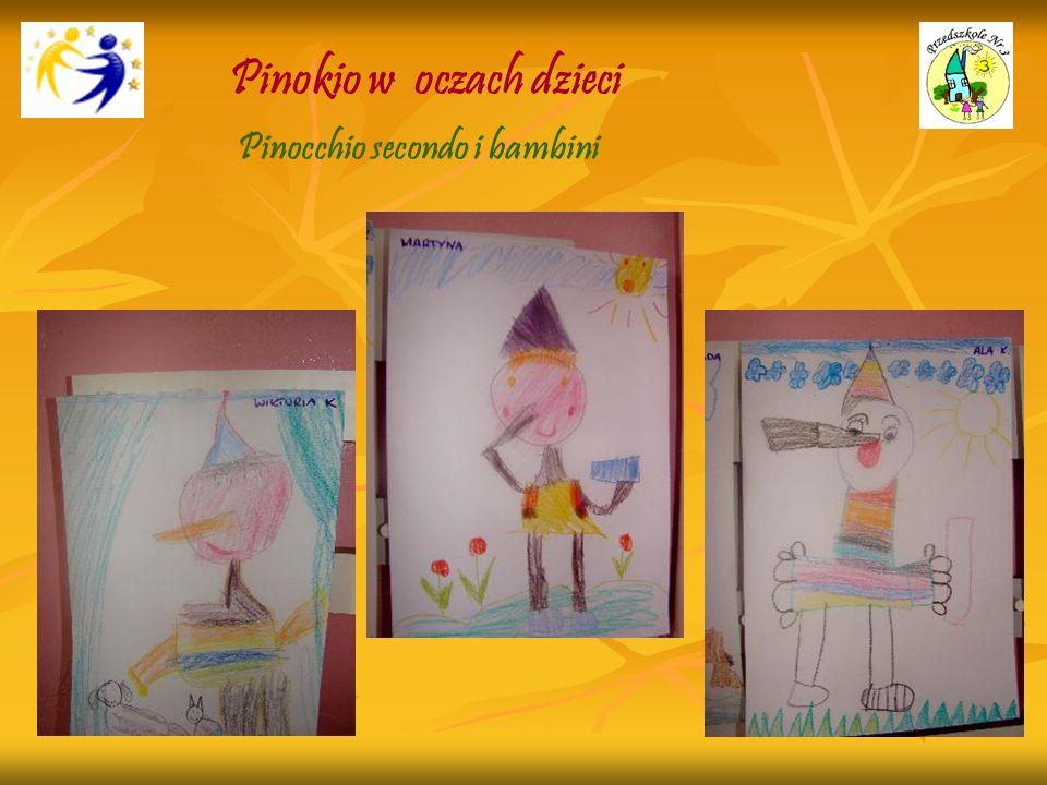 Pinokio w oczach dzieci