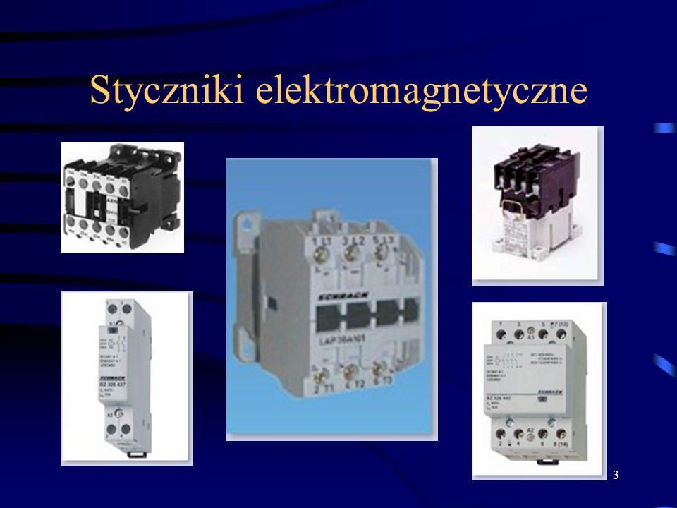 Styczniki elektromagnetyczne
