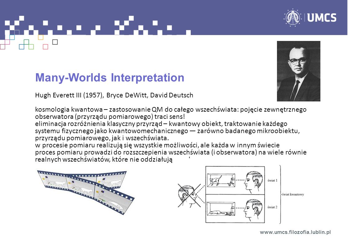 Many-Worlds Interpretation