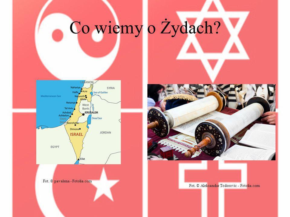 Co wiemy o Żydach Fot. © pavalena - Fotolia.com