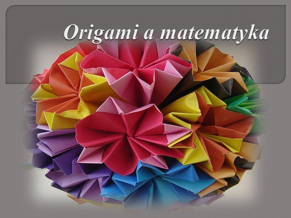 Origami a matematyka