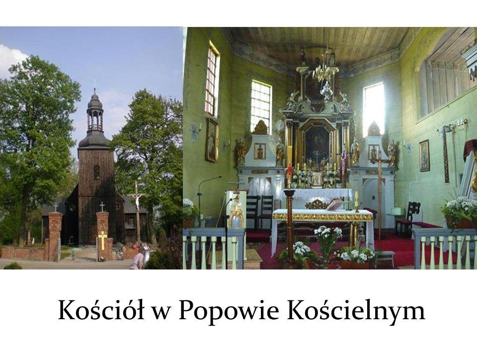 Kościół w Popowie Kościelnym