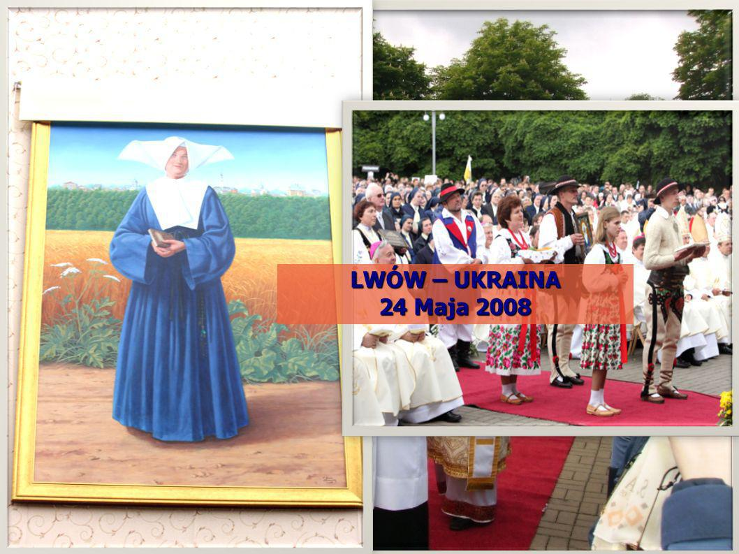 LWÓW – UKRAINA 24 Maja 2008