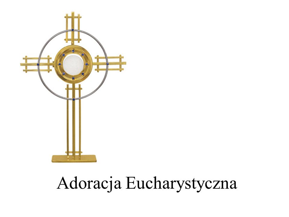 Adoracja Eucharystyczna