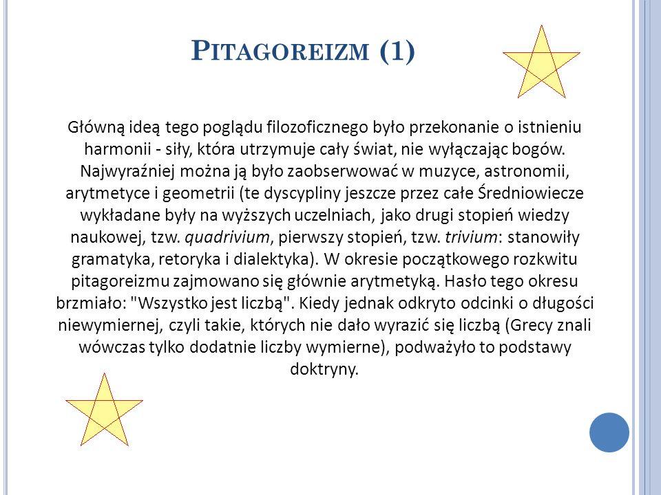 Pitagoreizm (1)