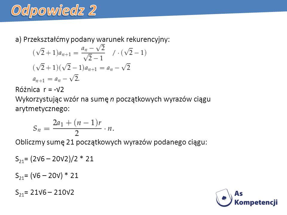 Odpowiedz 2