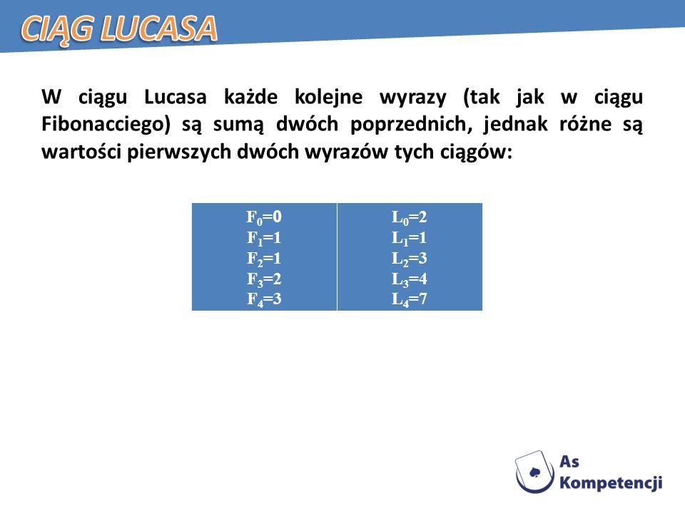 Ciąg Lucasa