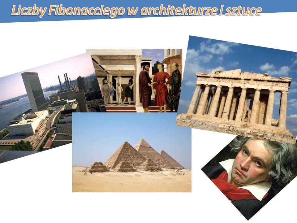 Liczby Fibonacciego w architekturze i sztuce