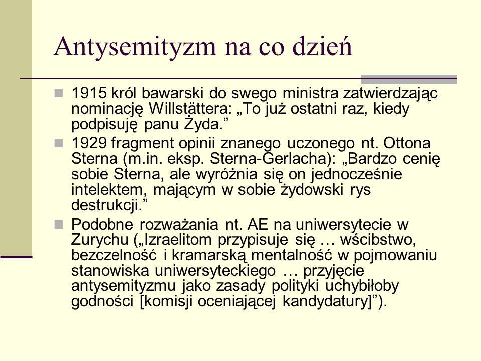 Antysemityzm na co dzień