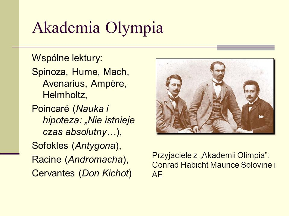 Akademia Olympia Wspólne lektury: