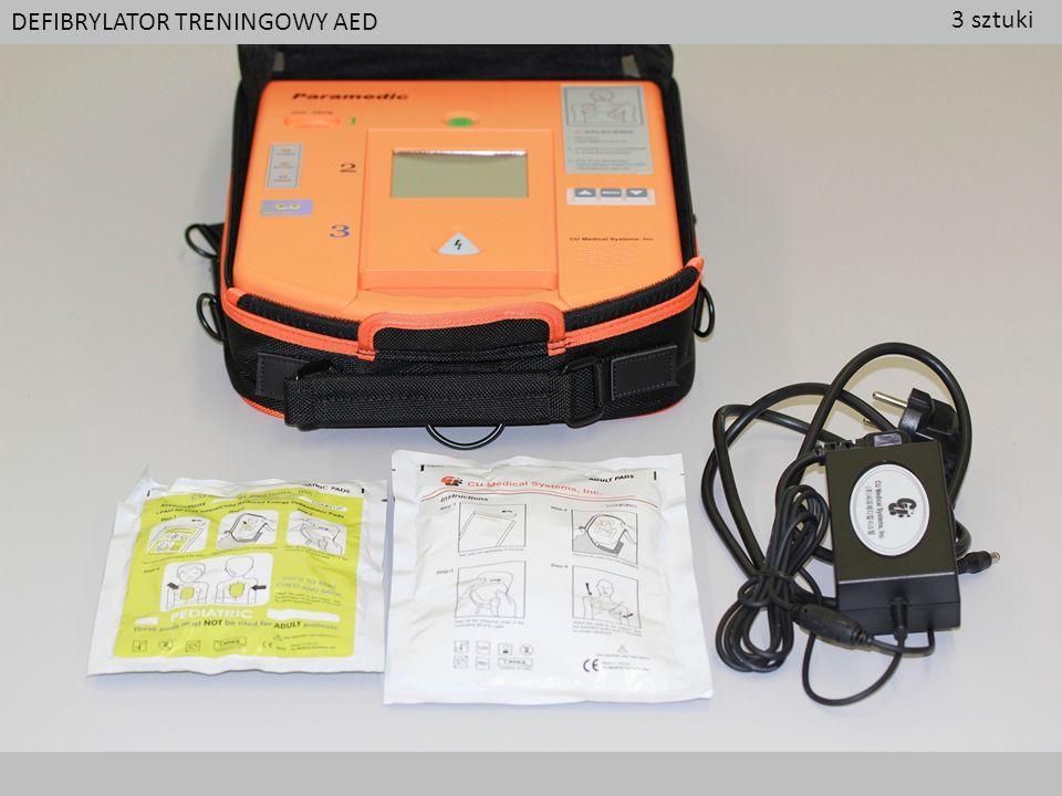 DEFIBRYLATOR TRENINGOWY AED