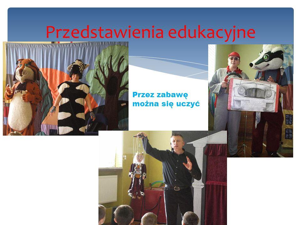 Przedstawienia edukacyjne